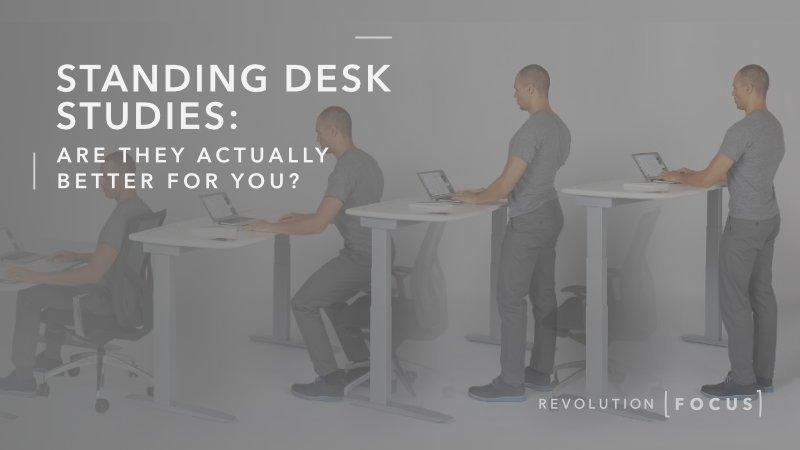 is a standing desk better for you Standing Desk Studies: Are They Actually Better For You  is a standing desk better for you