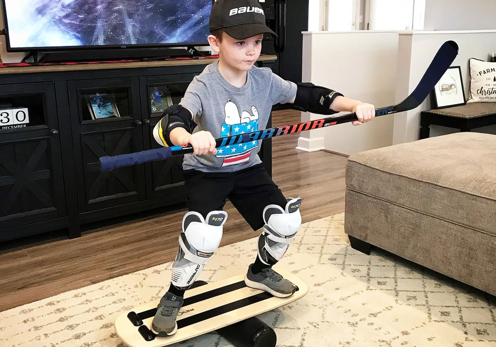 Great Workouts for a Balance Board for Hockey
